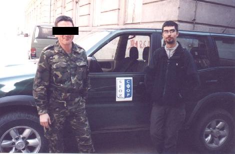 Sarajevo, febrero 2002