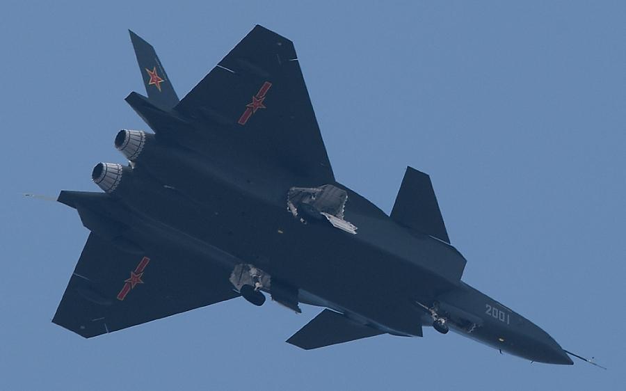 Chengdu-J-XX-VLO-Prototype-27S