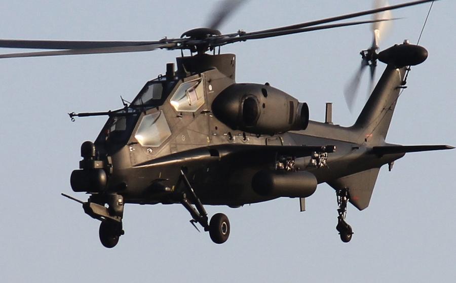 Helicóptero de ataque WZ10