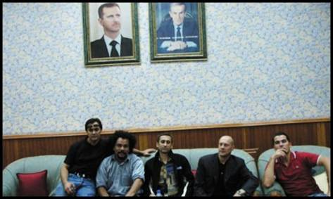 En 2006, después de la guerra en el Líbano, Thierry Meyssan visitaría Siria.