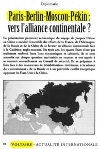 Voltairenet y las tesis euroasianistas