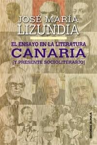 EL ENSAYO EN LA LITERATURA CANARIA imagen