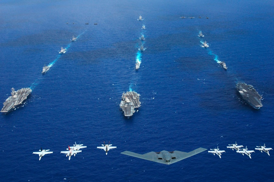 Foto: Todd P. Cichonowicz / U.S. Navy