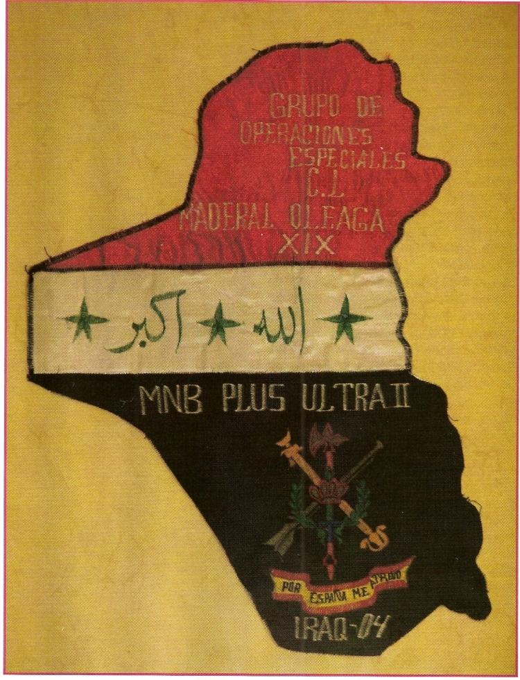 bandera MOE