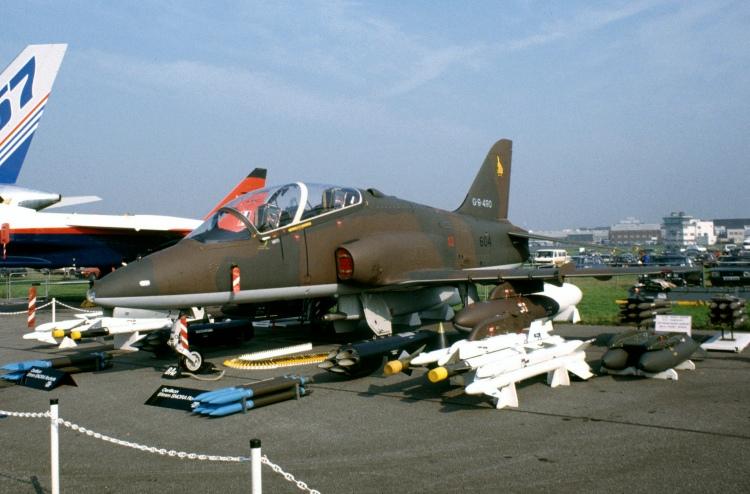 Bae Hawk Mk.60