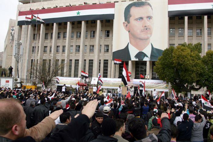 Foto: AFP / Joseph Eid