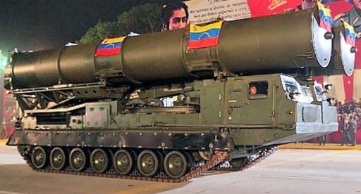 S-300VM Venezolano
