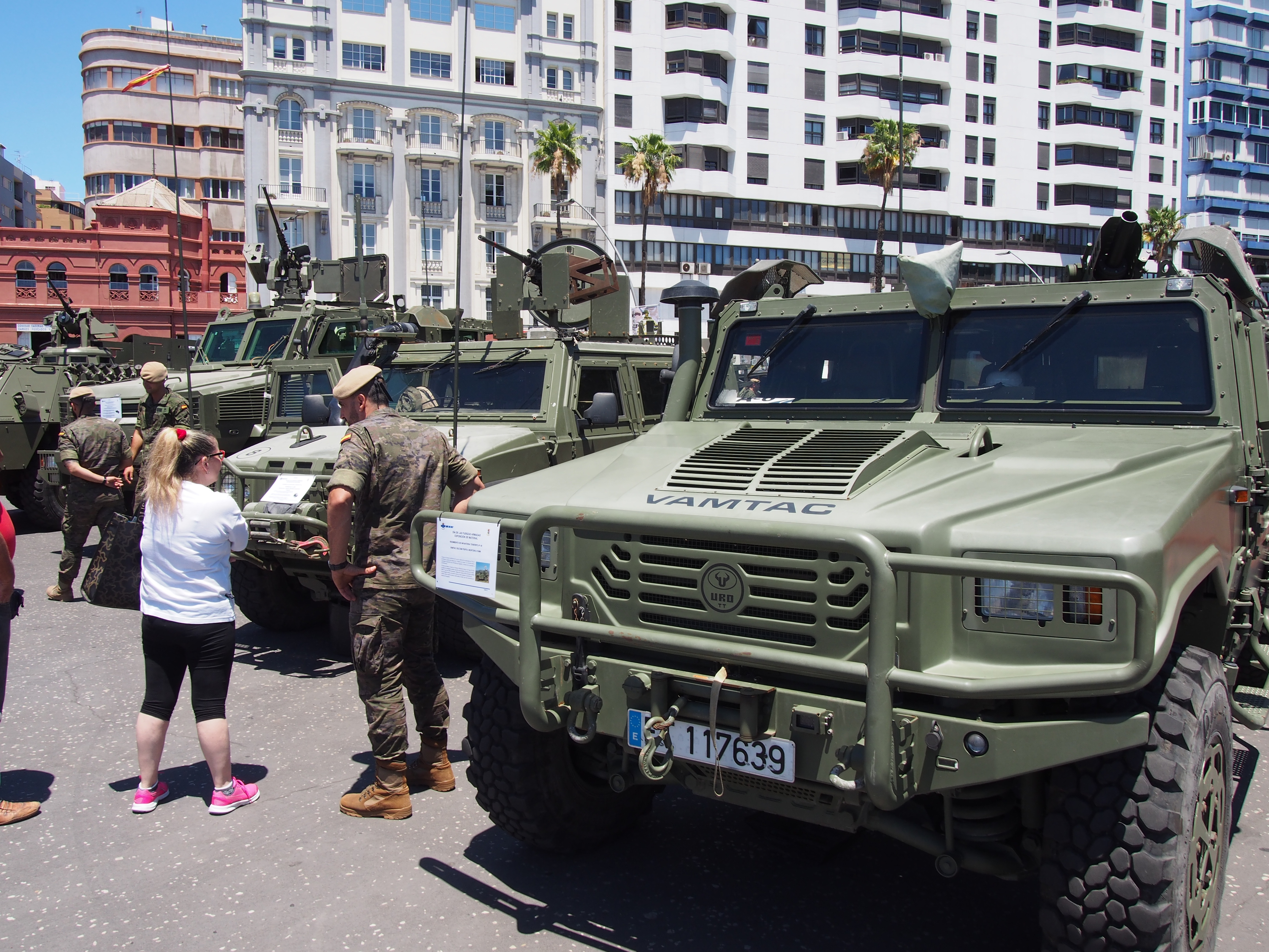 DIFAS 2017 en Tenerife