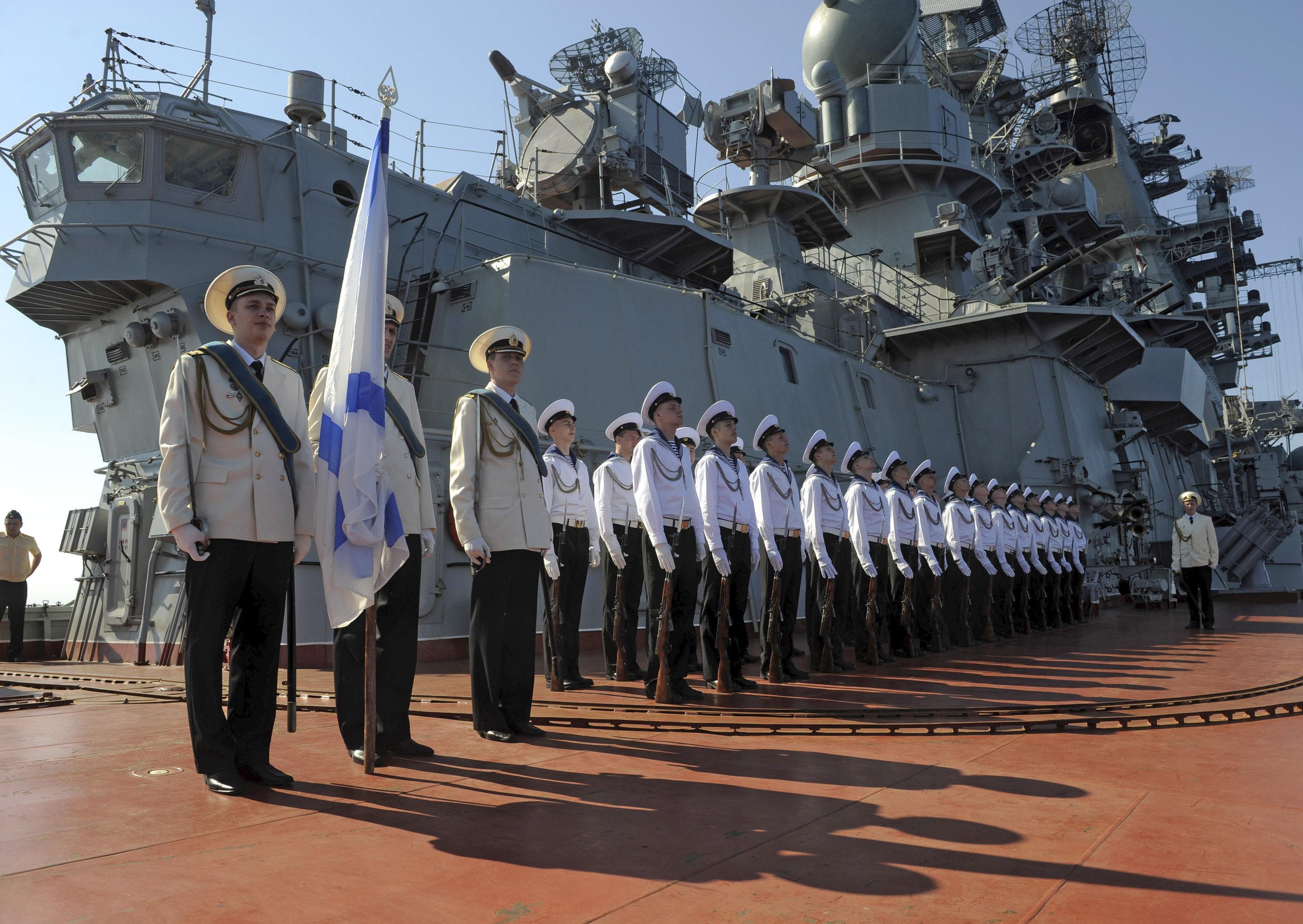 El nuevo papel de Rusia en el Mediterráneo Oriental
