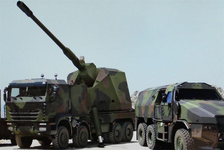 Artillery Gun Module
